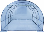 Serre tunnel de culture 3 x 6 m - 18 m²
